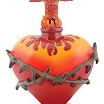 Day of the Dead Dod Sacred Heart of Jesus Statue