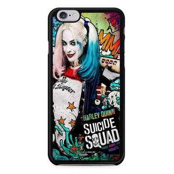 Suicide Squad Harley Quinn 2 iPhone 6/6s Case