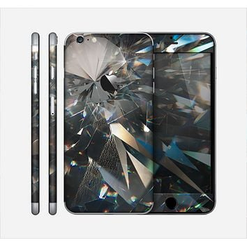 The Abstract Shattered Crystal Pattern Skin for the Apple iPhone 6 Plus