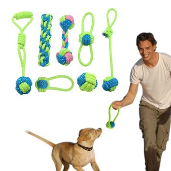 Cotton Rope Chew Dogs Toys