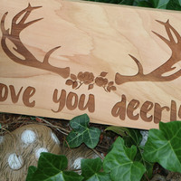 Love You Deerly (6x11) Sign #37