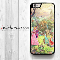 Disney Scale The Little Mermaid for iPhone 4 4S 5 5S 5C 6 6 Plus , iPod Touch 4 5  , Samsung Galaxy S3 S4 S5 S6 S6 Edge Note 3 Note 4 , and HTC One X M7 M8 Case