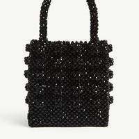 SHRIMPS - Antonia beaded bag | Selfridges.com