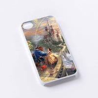 Beauty and The Beast Castle iPhone 4/4S, 5/5S, 5C,6,6plus,and Samsung s3,s4,s5,s6