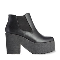 ASOS AIRPLANE Chelsea Ankle Boots