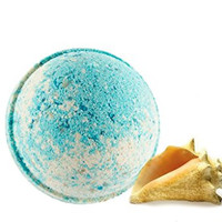 Cleanse Your Soul - Cool Water and Delicate Musk All Natural Bath Bomb