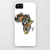 Out of Africa iPhone & iPod Case by Arianne Kenworthy Photography