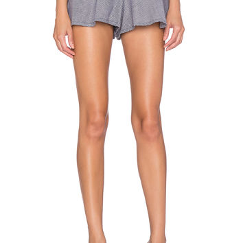 MLM Label Swing Short in Checkered