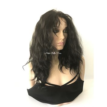 Naturally Waves Full Lace wig 16""