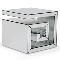 Eternal Cube End Table | End Tables | Occasional Tables | Living Room | Furniture | Z Gallerie