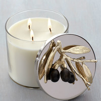 Olive Branch Candle - Michael Aram