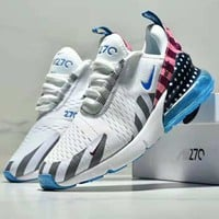 Parra & NIKE Air Max New fashion mesh sports leisure air cushion couple shoes White