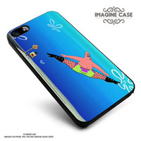 Patrick and Spongebob 04 case cover for iphone, ipod, ipad and galaxy series