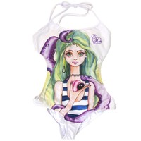 Siren Monokini Bathing Suit