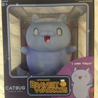"Bravest Warriors 8"" Talking Catbug Vinyl Figure"