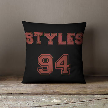 Harry Styles 94 Pillow Case, Cushion Case