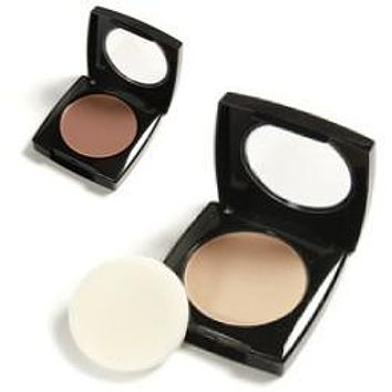 Danyel' Tawny Beige Mini Compact & Translucent Powder