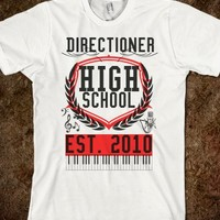 DIRECTIONER HIGHSCHOOL