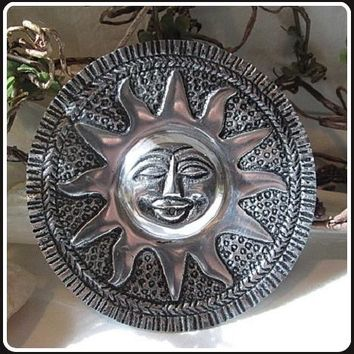 Sun Incense Ash Catcher