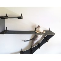 "45"" Deluxe Handcrafted Cat Perch"