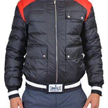 "Moncler ""Gamme Bleu"" Men's Multi-Color Full Zip Down Parka Jacket"