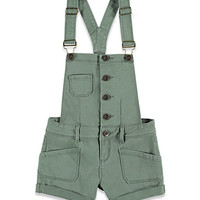 Classic Overall Shorts (Kids)