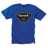 Diamond Supply Co Certified Lifer T-Shirt - Men's at CCS