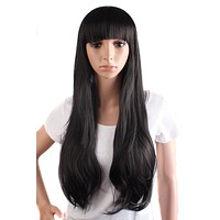 Synthetic Long Wigs Curly Wigs(NWG0LO60303)