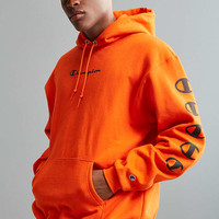 Champion Repeat Echo Hoodie Sweatshirt - Urban Outfitters