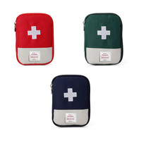 New 3colors Outdoor First Aid Emergency Medical Kit Survival Bag Wrap Gear Hunt Travel Accessories Bag small medicine kit