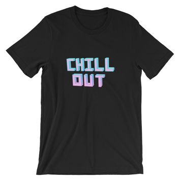 Chill Out T-Shirt Black