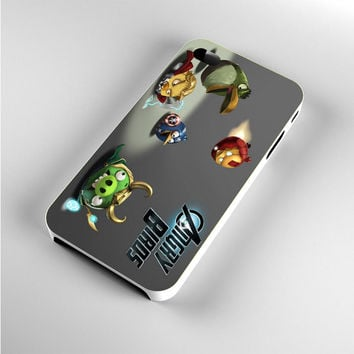 Angry Birds The Avengers iPhone 4s Case
