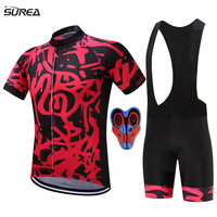 cycling jersey ciclismo 2017 mtb jersey thrasher clothing bike maillot ropa ciclismo bicicleta bike jersey set Red ropa ciclismo