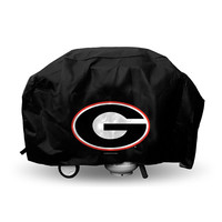 Georgia Bulldogs NCAA Economy Barbeque Grill Cover