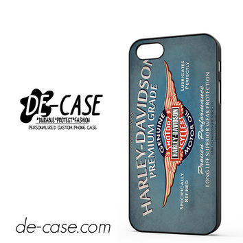 Harley Davidson Premium Grade DEAL-5053 Apple Phonecase Cover For Iphone 5 / Iphone 5S