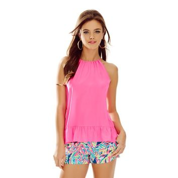 Millie Halter Top - Lilly Pulitzer