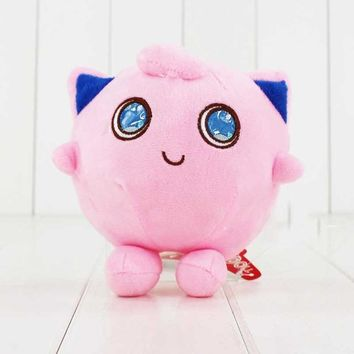 15cm Jiggly puff  Plush Toy