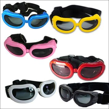 UV400 Protection Fashion Small Dog Sunglasses Cat Puppy Doggy Goggle Pet Accessories Glasses Little Dog Eyewear Eyeglass