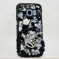 Black Lace and Luxuries Design (style 018)