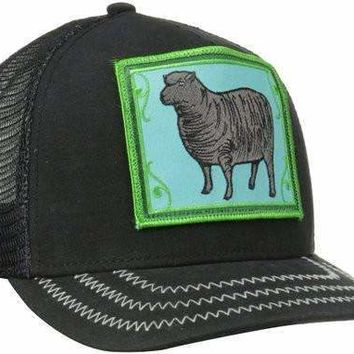 Goorin Brothers Black Sheep Trucker Hat