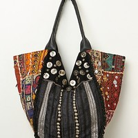 Womens Namaste Vegan Tote - Multi One