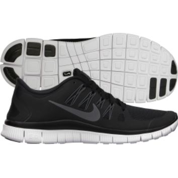 Nike Men's Free 5.0+ Running Shoe - Black/White | DICK'S Sporting Goods