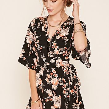 Contemporary Wrap Dress