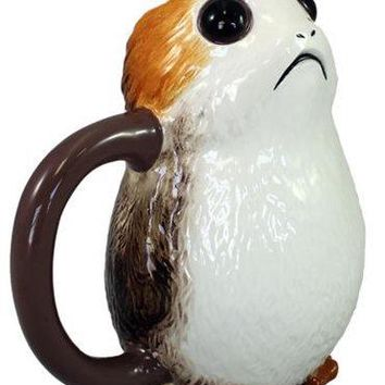 Star Wars Porg Ceramic Coffee Mug