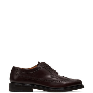 Charles Leather Wing Tip