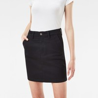 Bronson Skirt | Rinsed | Women Sale | G-Star RAW®