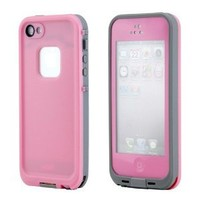Generic Cell Phone Case for iPhone 5/5s - Non-Retail Packaging - Pink