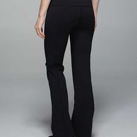 Groove Pant II *Full-On Luon (Roll Down - Tall)