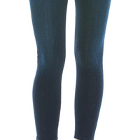 Goldsign Glam Tricia Skinny Crop Jeans