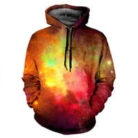 Colourful Galaxy Hoodie – YO PRNT CLOTHING